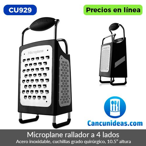 CU929-Microplane-Rallador-de-4-lados-Cancunideas