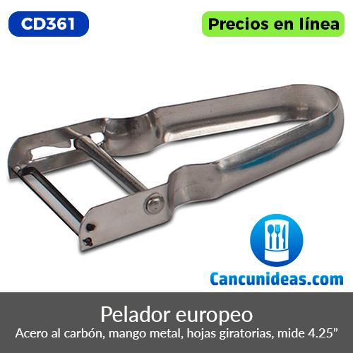 CD361-Pelador-europeo-hojas-de-acero-al-carbon-cuerpo-acero-Cancunideas