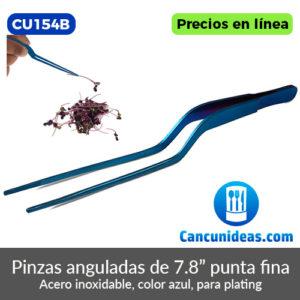 CU154B-Pinzas-anguladas-azules-puntas-finas-de-7.8-pulgadas-Cancunidea
