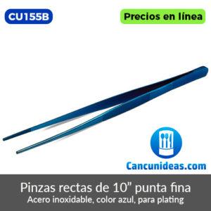 CU155B-Pinzas-rectas-azules-con-punta-fina-de-10-pulgadas-Cancunideas