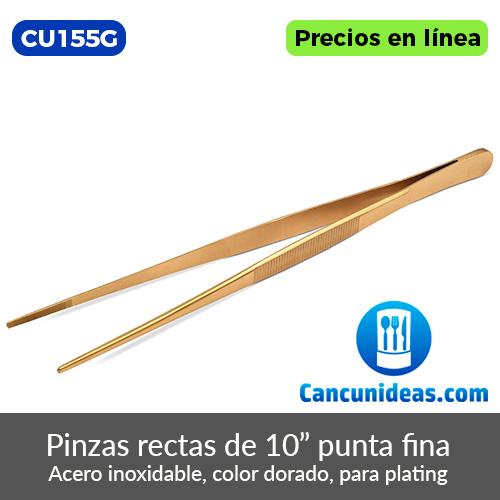 CU155G-Pinzas-rectas-doradas-con-punta-fina-de-10-pulgadas-Cancunideas