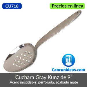 CU718-Cuchara-Gray-Kunz-perforada-de-9-pulgadas-Cancunideas