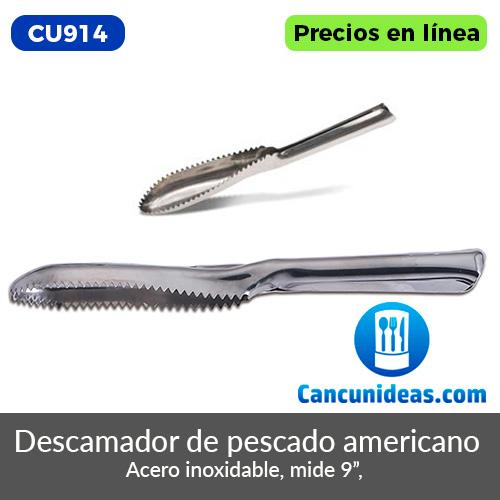 CU914-Descamador-de-pescado-americano-Cancunideas