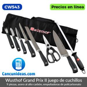 CW543-Wusthof-Grand-Prix-II--juego-de-9-piezas-forjados-Cancunideas