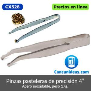 CX528-Pinzas-pasteleras-de-precision-4-pulgadas-Cancunideas