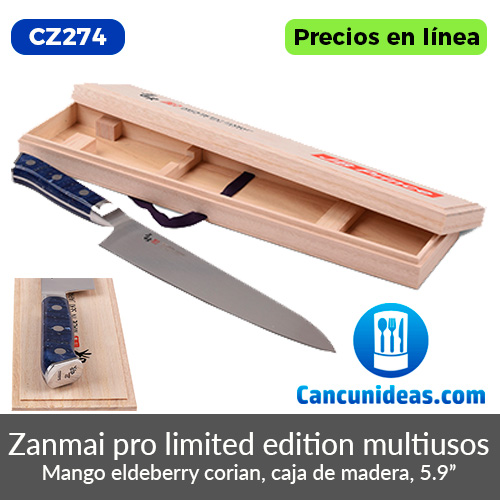 CZ274-Zanmai-Pro-Limited-Edition-cuchillo-multiusos-Cancunideas