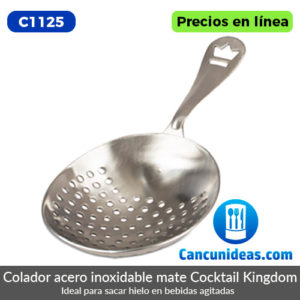 C1125-Cocktail-Kingdom-colador-de-acero-inoxidable-Cancunideas