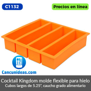 C1132-Cocktail-Kingdom-molde-flexible-para-hielo-Tom-Collins-4-formas-Cancunideas