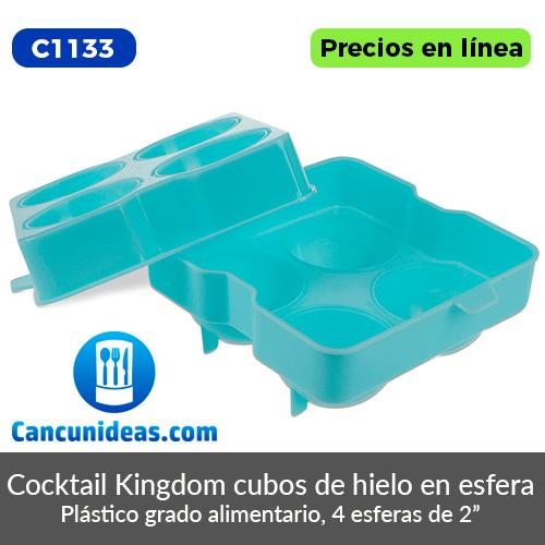 C1133-Cocktail-Kingdom-cubos-de-hielo-en-forma-de-esfera-4-formas-Cancunideas