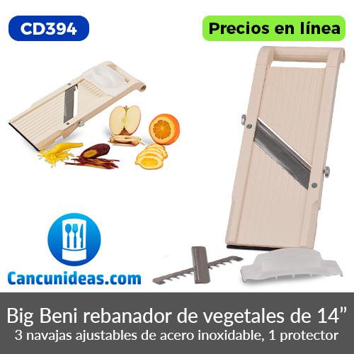 CD394-Big-Beni-Benriner-mandolina-rebanador-de-vegetales-de-14-pulgadas-profesional-Cancunideas