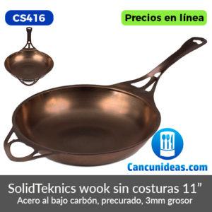 CS416-AUS-ION-SolidTeknics-wok-sin-costura-de-11-pulgadas-Cancunideas