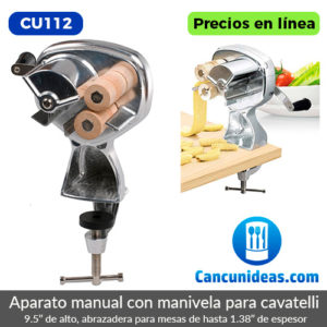 CU112-Aparato-manual-con-manivela-para-cavatelli-Cancunideas
