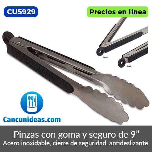 CU5929-Pinzas-con-goma-y-seguro-de-9-pulgadas-Cancunideas