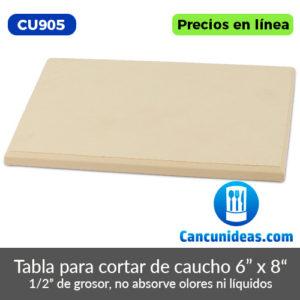CU905-Tabla-de-cortar-de-caucho-de-6-x-8-pulgadas-Cancunideas