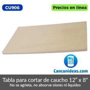 CU906-Tabla-de-cortar-de-caucho-de-12-x-8-pulgadas-Cancunideas